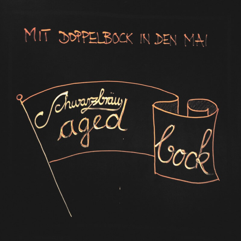 Aged Bock