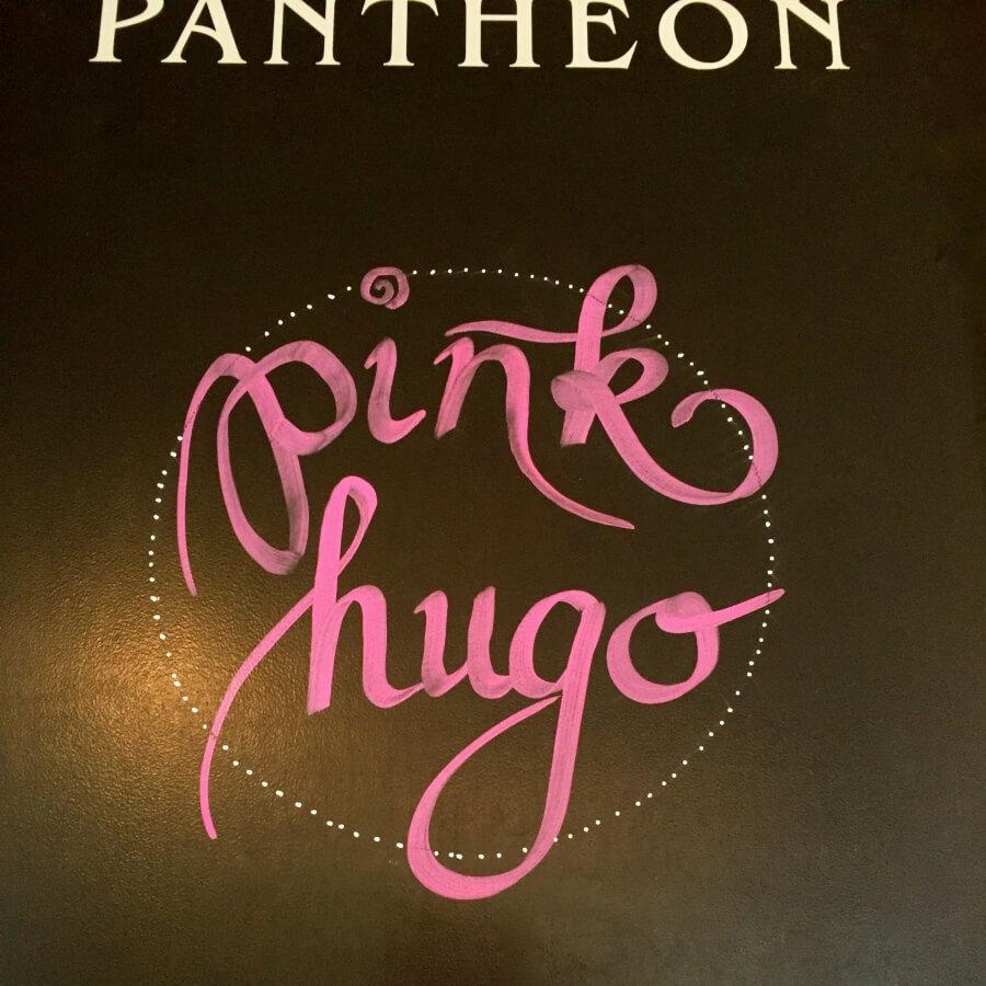 PINK HUGO