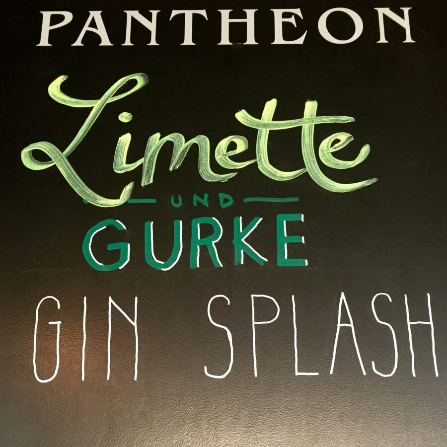 GIN SPLASH