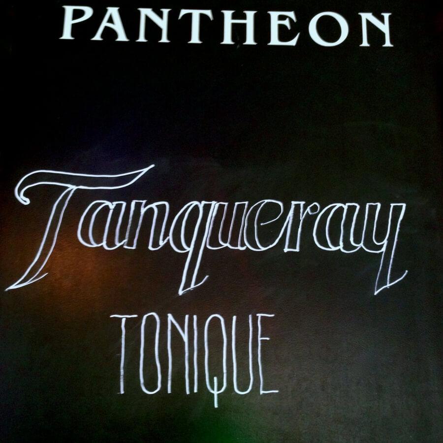 Tanqueray & Tonic