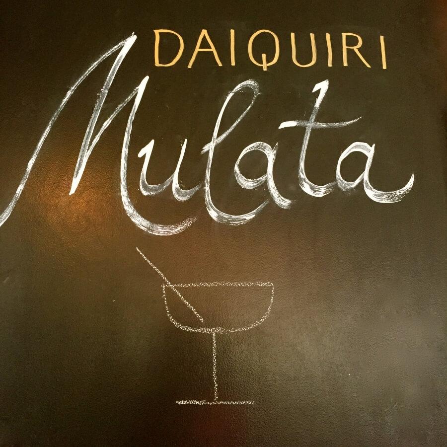 Daiquiri Mulata