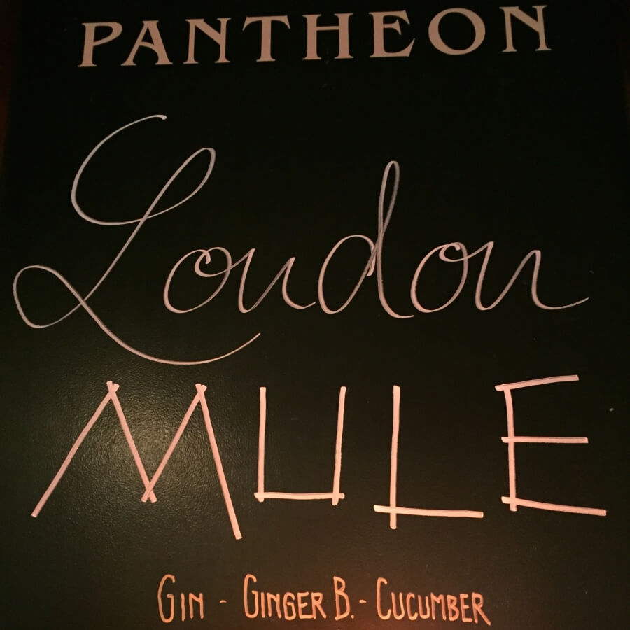 London Mule