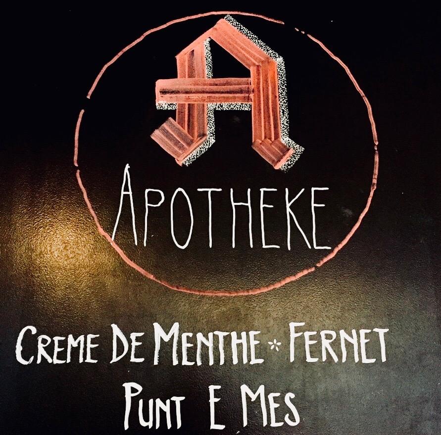 APOTHEKE